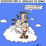 L'ECATOMBE DEI CANDIDATI-SINDACO A ROMA